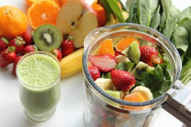 果物を使ったマクロビレシピ